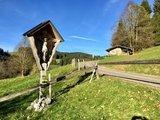 thumbnail - Wegekreuz am Hompessenalpweg