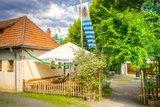 thumbnail - Eingang zum Biergarten - Ausflugslokal St. Georgenberg