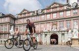 thumbnail - Start der Tour am Schloss Wolfenbüttel