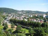 thumbnail - Blick auf Werdohl mit Lenneuferpromenade