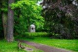thumbnail - Köstritzer Park mit Tempel