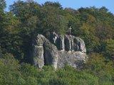 thumbnail - Aussichtsplattform Glatzenstein