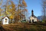 thumbnail - Kreuzwegkapellchen mit Florianibergkapelle