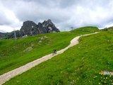 thumbnail - Mountainbiker beim Pfrontener MTB-Marathon