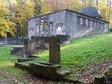 thumbnail - Mausoleum Fa. Weil jüdischer Friedhof Waibstadt