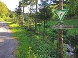 thumbnail - Einfhrt in den Nationalpark Schwarzwald
