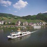 thumbnail - Blick auf Bernkastel und die Burg Landshut
