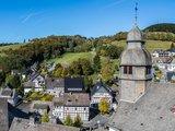 thumbnail - Panoramablick von der Burgruine Nordenau