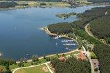 thumbnail - Blick auf den Rothsee mit dem Seezentrum Heuberg im Vordergrund