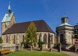 thumbnail - St. Martini-Kirche und Mausoleum Stadthagen