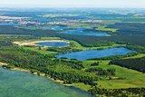 thumbnail - Luftaufnahme der Mecklenburgischen Seenplatte