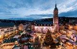 thumbnail - Eisenacher Weihnachtsmarkt auf dem Marktplatz
