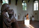 thumbnail - Die Gertrudenkapelle ist seit 1953 eine Gedenkstätte für Ernst Barlach.