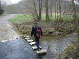 thumbnail - Überquerung am oberen Münstersee