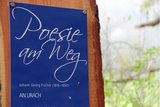 thumbnail - Gedicht von Johann Georg Fischer: An Urach