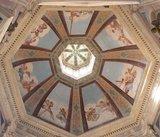 thumbnail - Engelschor auf der reich verzierten Decke im Mausoleum Stadthagen