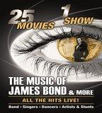 thumbnail - The Music Of James Bond & More