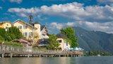 thumbnail - Die Seepromenade in Tegernsee Stadt