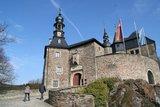 thumbnail - Burg Lauenstein Burghof innen