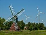 thumbnail - Alte und neue Mühlen bestimmen das Ortsbild in Riepsterhammrich