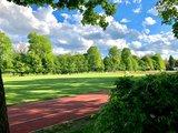 thumbnail - Laufbahn auf der Sportanlage Sachsenstraße