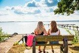 thumbnail - Entspannen am Dümmer bei bestem Sommerwetter