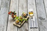 thumbnail - Frühlingsboten aus der Braugasthaus-Küche