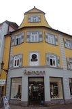 thumbnail - Im Haus Nr. 7 am Markplatz wohnte Mörike mehrere Jahre lang.
