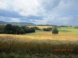 thumbnail - Ausblick vom Remmighauser Berg auf die Grotenburg mit dem Hermannsdenkmal