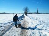 thumbnail - Winterwanderung auf dem Harzweg
