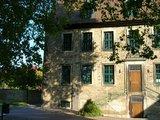 thumbnail - Der Landsbergsche Hof beherbergt heute die Stadtbücherei