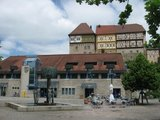 thumbnail - Rathaus Talheim mit Burg
