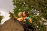 thumbnail - Hoch oben auf dem Vulkanpfad