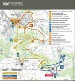 thumbnail - Karte Archäologischer Wanderweg