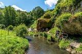 thumbnail - Wasserfall mit Ahbach