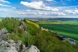 thumbnail - Blick über die Teufelsmauer Richtung Thale