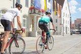 thumbnail - Radeln in der historischen Mengener Altstadt