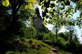 thumbnail - Blick auf die Katharinenkirche der Burg Bentheim