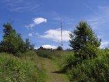 thumbnail - Wir wandern auf schöner Strecke auf den Heidelstein.