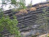 thumbnail - Die imposante Felsformation auf dem Epprechtstein.