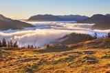 thumbnail - Blick ins Karwendel von Hochalm