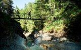 thumbnail - Brücke über den Weissbach am Der Wald-Idyll-Pfad