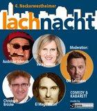 thumbnail - Vierte Neckarwestheimer Lachnacht - fünf Mal Comedy in einem!