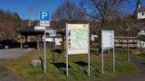 thumbnail - Standort Starttafel an der Gemeindehalle in Virneburg