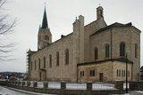 thumbnail - Südostseite der Pfarrkirche St. Peter und Paul in Medebach