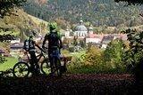 thumbnail - Mountainbiketour - Ettaler Manndl - Drei Marken Runde