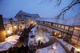 thumbnail - Historischer Weihnachtsmarkt auf der Wartburg bei Eisenach