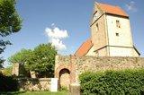 thumbnail - Die Wehrkirche in Kaltensundheim stammt aus dem 17. Jh.
