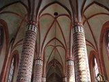 thumbnail - Das Innere der Kirche von Hohen Viecheln.
