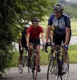 thumbnail - Radler bei der 2. Unterallgäu Radtour 2009